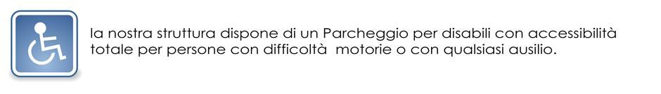 fondo dito tonus ortopedia sanitaria noale venezia parcheggio per disabili