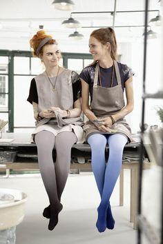 calze autoreggenti juzo inspiration attractive
