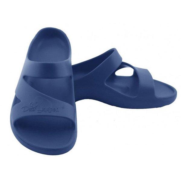 DOLPHIN VERDE AEQUOS PETER LEGWOOD-ortopedia sanitaria tonus- noale-venezia-calzature confortevoli-ciabatte gomma-plantare da acqua