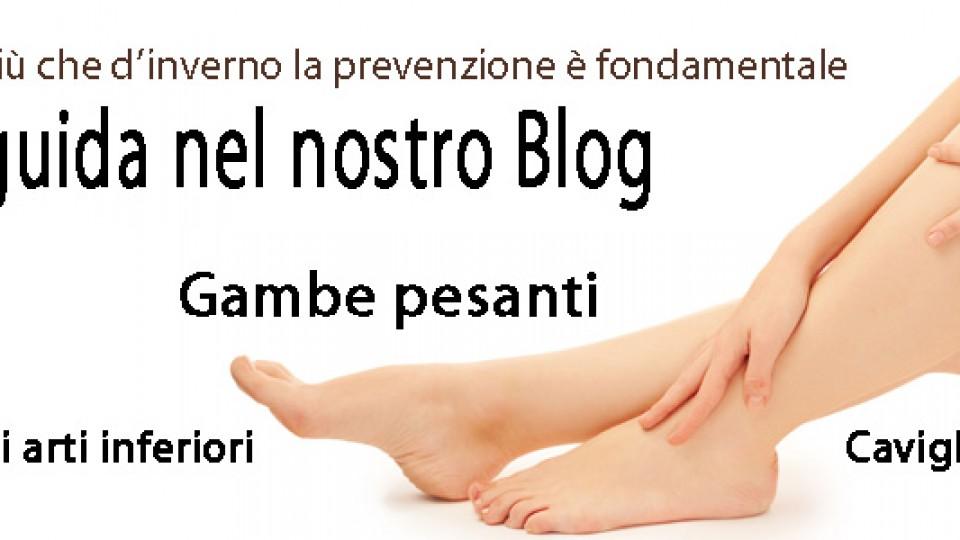 SLIDE BLOG guida alle calze terapeutiche
