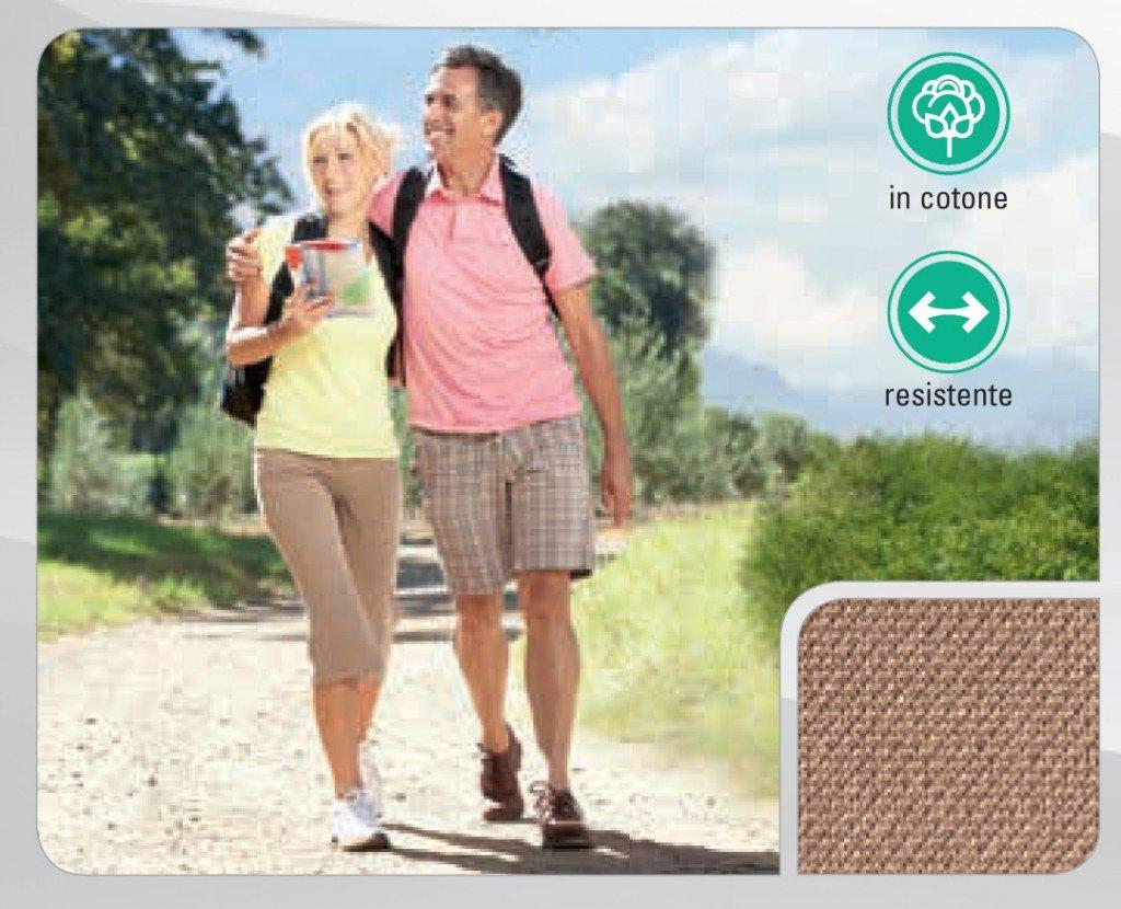 Calze alla coscia JUZO Dynamic Cotton 3512 punta chiusa con bordo in maglia – calze elastiche classe 2 5