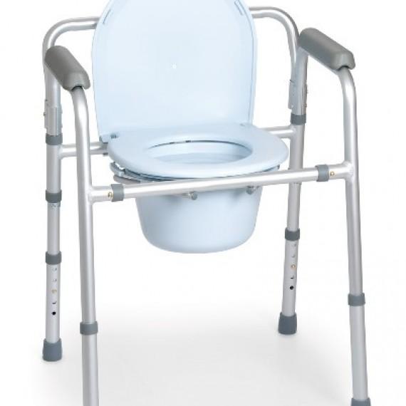 Ausili e accessori per bagno e doccia - Sedia da bagno per disabili ...